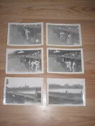 Lot Of 6 Original 1960's N.y. Yankees Mickey Mantle 3.5 X 5 Photos/1 Of A Kind