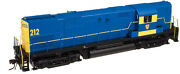 Delaware And Hudson C420 Diesel W/sound And Dcc By Atlas Gold-free Shipping In U.s.