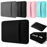 14bag Sleeve Case Cover For Acerhp And Lenovo 14inch Laptop-with Charger Pocket