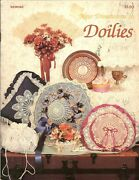 New Dimensions In Doilies - Projects For Crocheted Doilies - Leaflet Bkw040