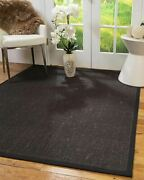 Hand Crafted Wool Durable Non-slip Non-slip Solid Vida Area Throw Rug Carpet