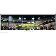 Football San Francisco 49ers Candlestick Park End Zone Panoramic Poster 1001