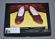 Wizard Of Oz Red Ruby Slippers Puzzle New Autographed Numbered Judy Garland