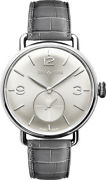 Brand New And Authentic Bell And Ross Vintage Ww1 Brww1-me-ag-si/scr Menand039s Watch