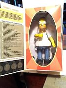 The Simpsons Homer 9 Inch Wind-up Tin-metal Action Toy