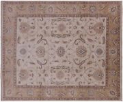 8and039 3 X 9and039 10 Peshawar Hand Knotted Area Rug - H9395