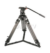 Came-15t Pro Carbon Fiber Tripod For Red Epic Camera Cage Dslr Rigs