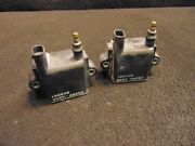 856991a1 Ignition Coil Kit Pair 1999-2006 110-300 Hp Mercury Mariner Outboard 1