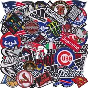 Iron On Patch Embroidered Wholesale Rock Punk Biker Motorcycle Anime Motorsport