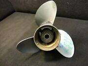 390821 Johnson Evinrude Prop 14 1/2 X 19p Counter Sst Ii Outboard Propeller P7