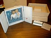 New Willow Tree Signature Duet Our Love Song Triptych Hinged Box