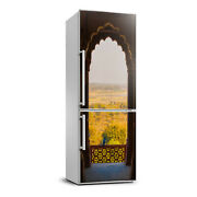 Magnet Sticker Refrigerator Removable Architecture Fort Agra India