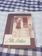 Book Little Soldier 1956 Theron Stuelke James World War 2 Letters To Son