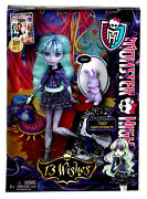 Monster High 13 Wishes Series__twyla 9 Fashion Doll_daughter Of The Boogey Man