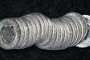 Partial Roll Of 19 Uncirculated Denney And Hines Bus Company
