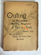 Outing An Illustrated Monthly Magazine Of Recreation February 1886