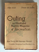 Outing An Illustrated Monthly Magazine Of Recreation July 1886
