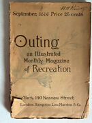 Outing An Illustrated Monthly Magazine Of Recreation September 1886