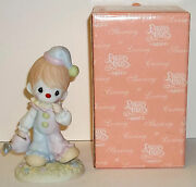 Precious Moments Every Moment Needs Smile Clown Chapel Exclusive New 111757