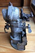 Ww2 Wwii Vacturi Carburetor For Johnson P500 Fire Pump Outboard Racing Carb Boat
