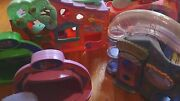 Littlest Pet Shop Huge Of Lot Houses Accessories And More 2 Huge Boxes