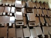 100 - Brown Shutter Door Magnets Closet Catch Cabinet Latches Magnetic Hardware