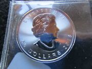 2018 50 Platinum Canadian Coin 1-oz .9995 Fine Ungraded  Day-02771