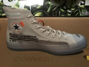 Converse Chuck Taylor X Off White Virgil Abloh 70 High Top Size 115 Yeezy Rare