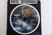 04 05 06 Bentley Continental Gt Flying Spur Navigation Cd Map 5 Ohio Valley Us