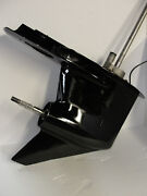 Mercury V8 Cosworth 275 300 Hp Outboard Boat Motor 25 Lower Unit Gearcase Rare