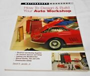 Motorbooks Workshop - How To Design And Build Your Auto Workshop, Mint