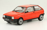 Seat Ibiza 1984 124 New And Box Diecast Model Car Collectible Miniature