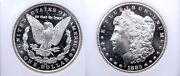 1883-cc 1 Ms64dmpl Ngc-very White And Luster Mirror-morgan Dollar---