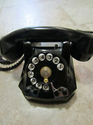 Automatic Electric Model 47 Multi-line Monophone - Vintage Rotary Telephone