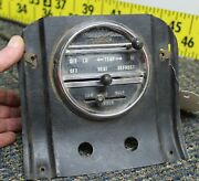 Oem Defrost Heat Temp Control Switch With Cables 1958 Ford Thunderbird Svm45