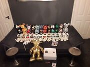 Full Plush Collection.all 12 Of Plush Cupspinspin Bookkeylarge Gold Plush.