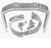 Chevy Pickup Radiator Support With Ledge Bracket , Weld Through Primer 1947-1954