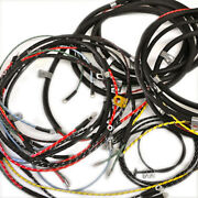 Willys Jeep Wiring Harness Jeepster 1950-51 4 Cylinder With Turn Signals