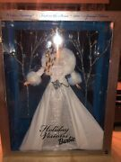 Winter Fantasy 2003 Barbie Doll, Special Edition, First Of The Series
