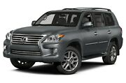 Painted Body Side Moldings With Chrome Trim Insert For Lexus Gx460 2010-2019