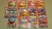 Disney Pixar Cars Diecast Vehicles Various Characters New And Sealed Uk Seller