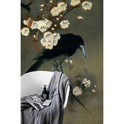The Crow Wall Mural Painting Wall Decor Peel And Stick Removable
