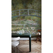 Bridge Above The Lake Wall Decor Painting Wall Mural Removable Peel And Stick
