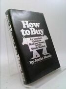 How To Buy An Insiderand039s Guide To Making Money In The Stock Market Mamis Justi