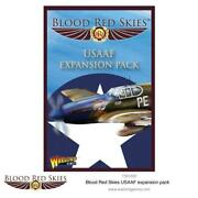 Warlord Games - Bolt Action - Blood Red Skies - Us - Usaaf Expansion Pack