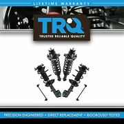 Trq Front Rear Complete Strut Spring Assembly Shock Sway Link Kit For Corolla