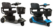 Pride Mobility Revo 2.0 Cts 3-wheel Electric Portable Travel Scooter - 2 Colors