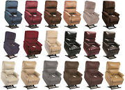 Pride Mobility Lc-525il Infinity Electric Recliner Power Lift Chair Large New