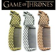 3 Colors Game Of Thrones House Of Stark Wolf Comb Ice And Fire Song Cosplay Usa