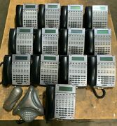 Nec Aspire Pbx Phone System With 13 Phones And Polycom Voicestation